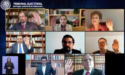 TEPJF rechaza impugnaciones sobre dirigencia de Morena