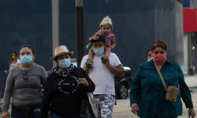 Defunciones en México superan 38% estimación para 2020: Salud