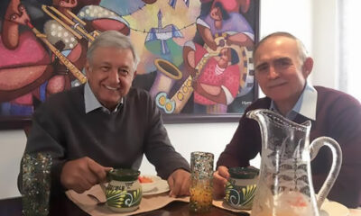 Alfonso Romo sale del gobierno de López Obrador