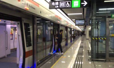 Inauguran 5 líneas del metro en la ciudad china de Chengdu