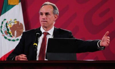 López-Gatell reitera que vacunación contra Covid-19 será por priorización de edade