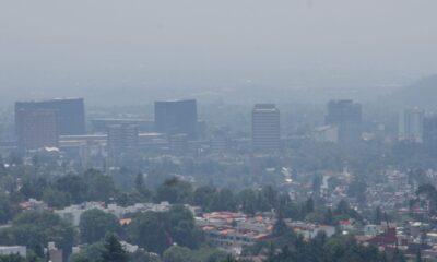 Mala calidad del aire en CDMX pese a menor actividad por semáforo rojo