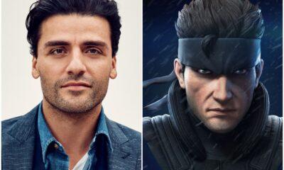 Oscar Isaac será Solid Snake en la adaptación cinemática del juego