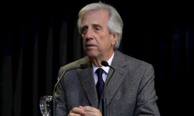 Fallece ex presidente de Uruguay Tabaré Vázquez