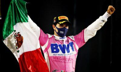 """Sergio """"Checo"""" Pérez se queda con Red Bull para el 2021"""