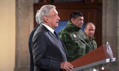 Cienfuegos y otros 3 exsecretarios son asesores, por reglas del Ejército, confirma AMLO