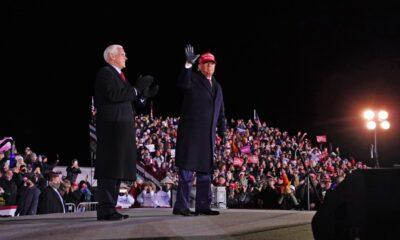 Avanza nuevo impeachment de Trump; Pence no descarta activar 25ta enmienda