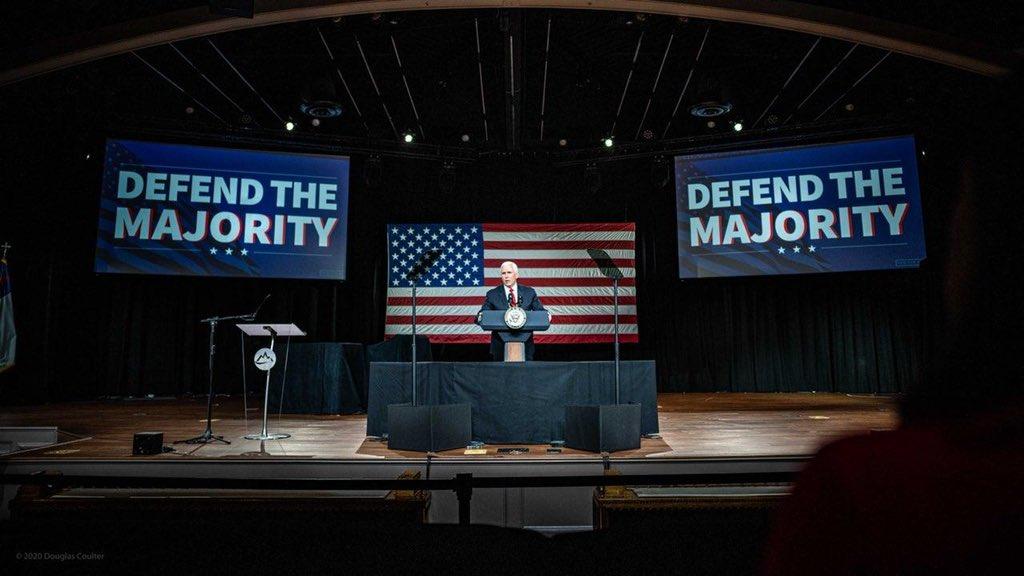Mike Pence rechaza activar 25ta enmienda para destituir a Donald Trump
