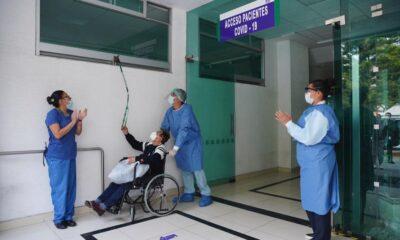 IMSS reconvierte hospital de ortopedia para atender Covid-19