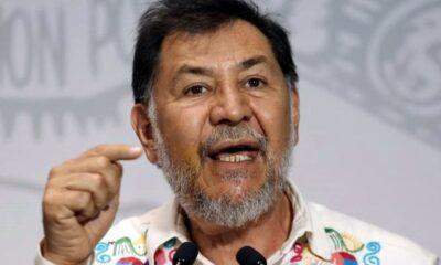 Fernández Noroña arremete contra el TEPJF tras infracción por violencia política de género