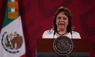 Niega Martha Delgado acusaciones de que distribuyó vacuna Covid a funcionarios