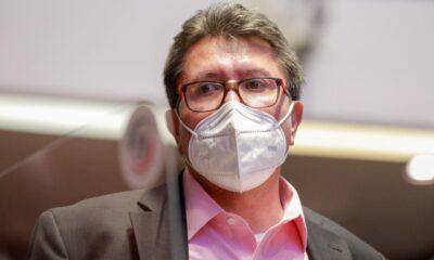 """""""Confiemos en las instituciones"""": Monreal sobre exoneración de Cienfuegos"""