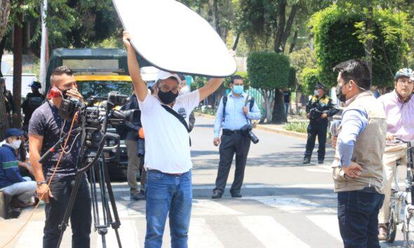 De abril a la fecha han muerto 82 periodistas por Covid-19, según Artículo 19