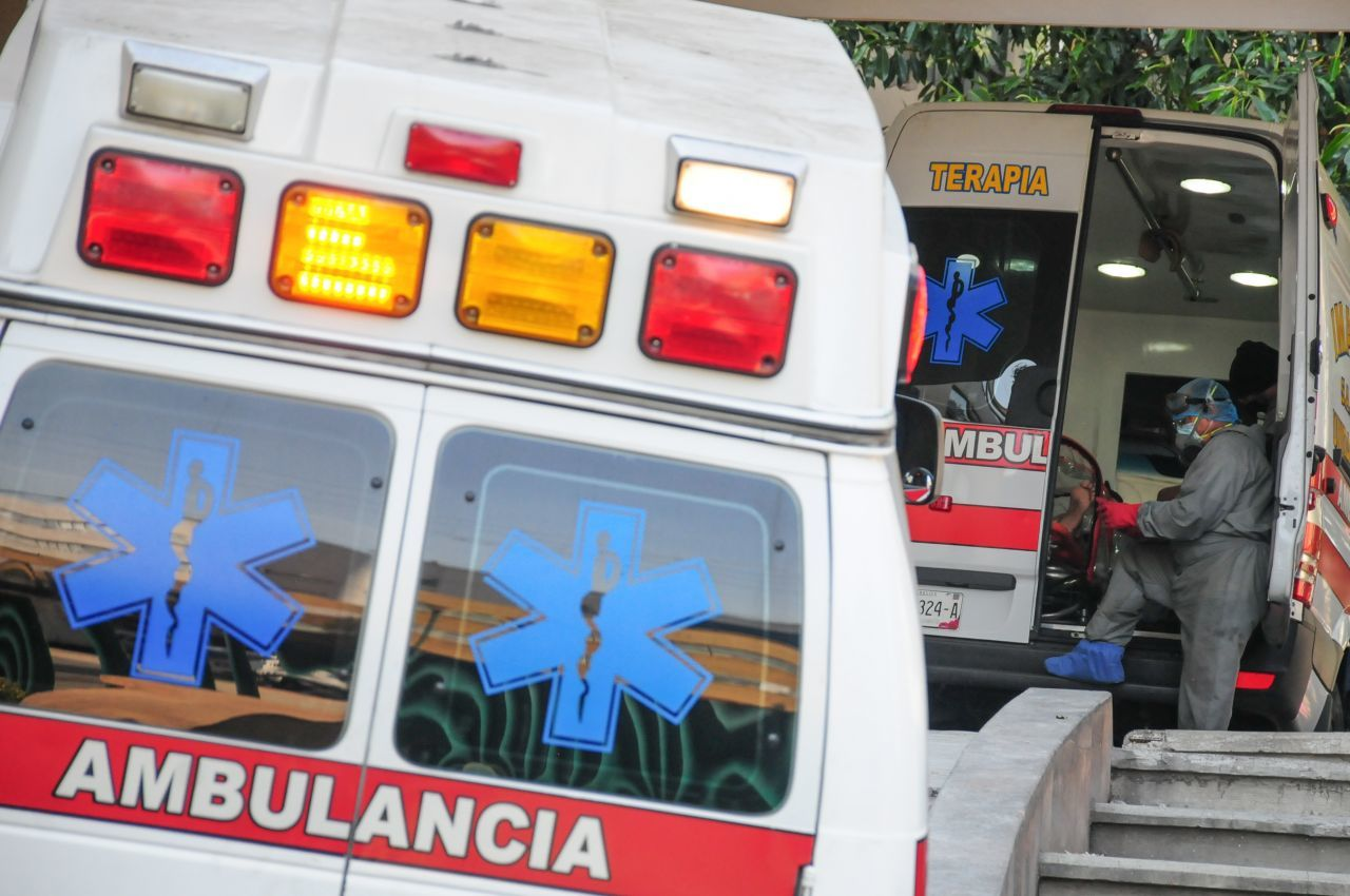Supera México el millón y medio de contagios por Covid-19