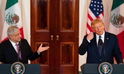 AMLO logró convertir el muro discursivo de Trump en peldaño para el desarrollo: Monreal