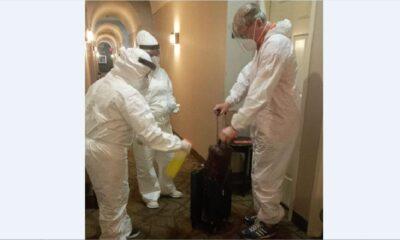 Reportan contagio de variante británica de Covid-19 en Tamaulipas