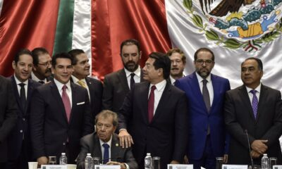 'Juntos Hacemos Historia' y 'Va Por México' contenderán en elecciones, confirma INE