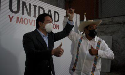 ¡Hay Toro!, responde Félix Salgado tras mantenerse como candidato en Guerrero