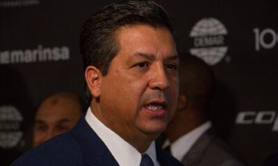 """Es una embestida política"""", dice gobernador de Tamaulipas"""