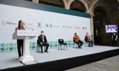 Gobernadores respaldan Acuerdo por la Democracia de AMLO