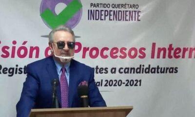 """Carlos Villagrán """"Quico"""" no será candidato a gobernador ni alcalde en Querétaro"""