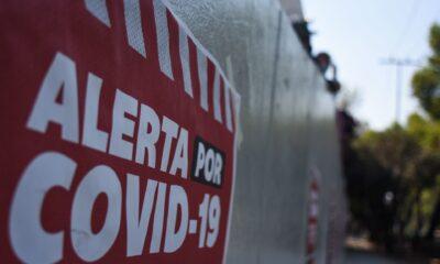 Secretaría de Salud reporta 180,536 defunciones por Covid-19