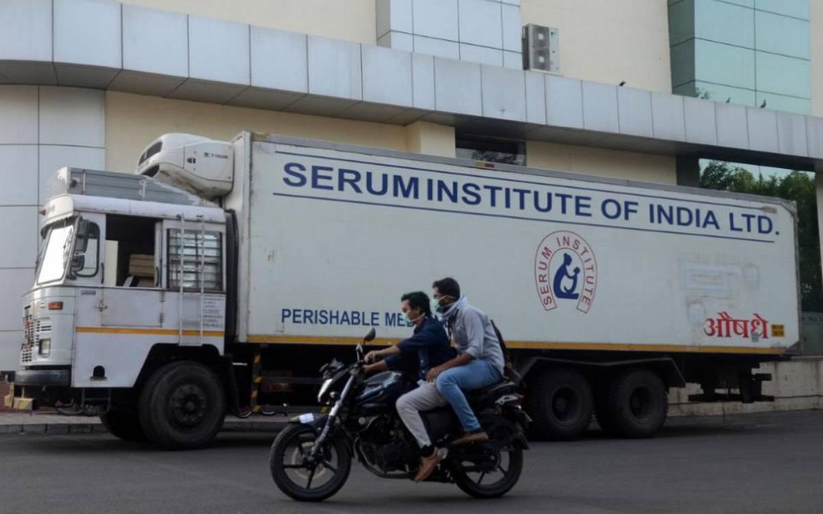 India advierte sobre retraso en envío de vacunas