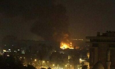 Estados Unidos bombardea Siria contra bases militares respaldadas por Irán