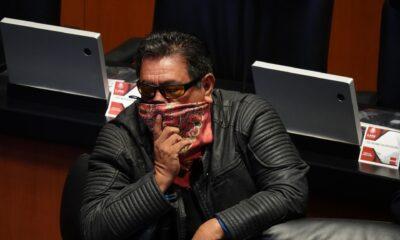 Tenemos democracia real, asegura Mario Delgado tras baja de Salgado Macedonio