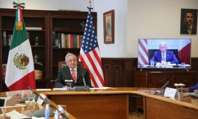 Migración, recuperación del Covid-19 y cambio climático, los temas del encuentro AMLO-Biden