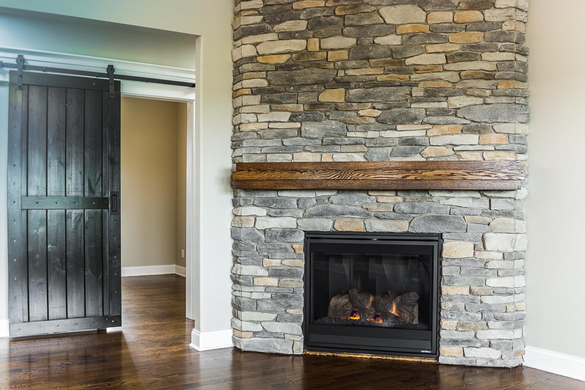 Heritage Fireplace