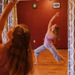 You Don't Need The Mirror To Practice Yoga