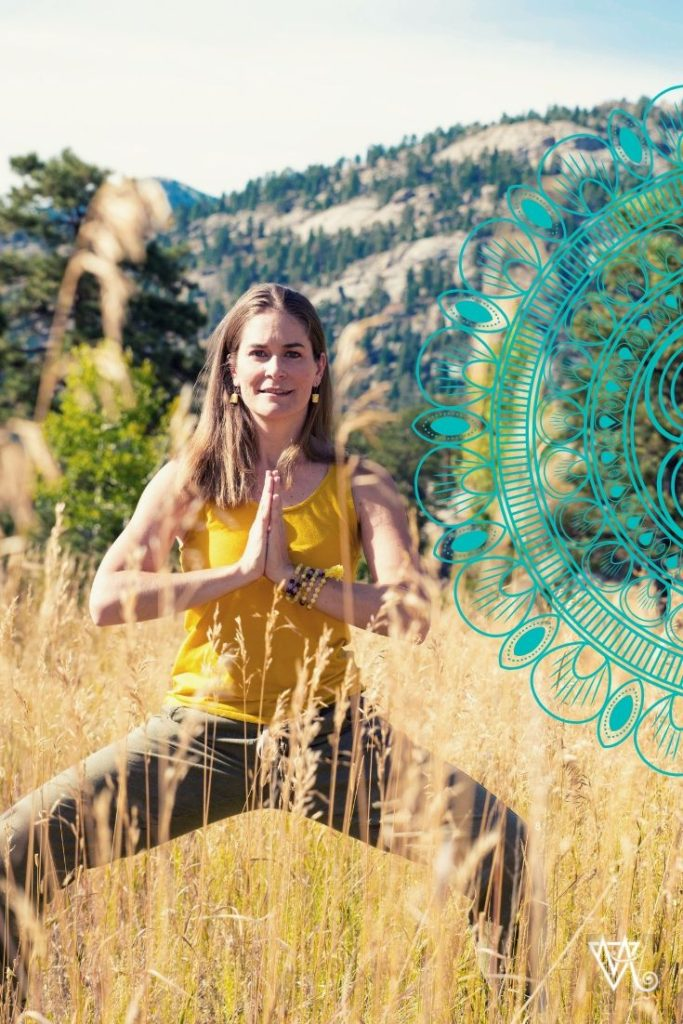 mindy arbuckle, goddess pose, activate shakti