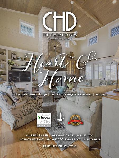 CHD Interiors Print Ad