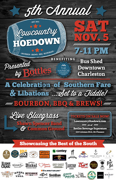 Lowcountry Hoedown Poster