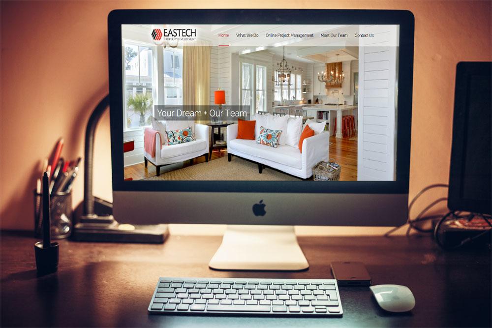 Eastech Property Development Website