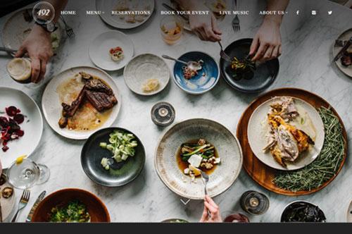 492 King Website Design