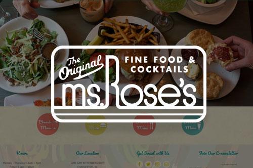 Ms. Roses Website