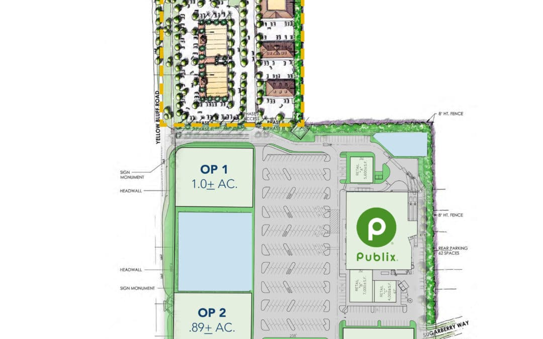 IMC Announces  Northpoint Village Shopping Center, a Publix-anchored retail development