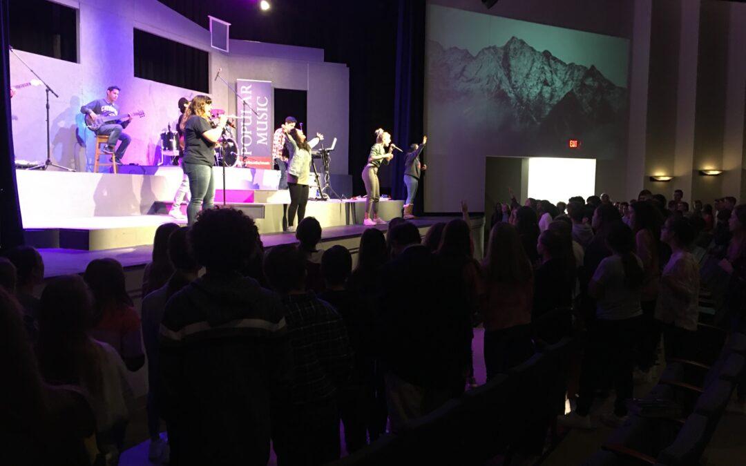 Catawba College Worship Team