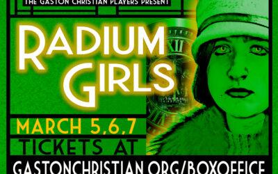 Radium Girls in one week