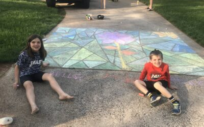 GALLERY UPDATED – GCS students have class at home