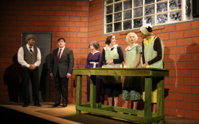 Radium Girls performance