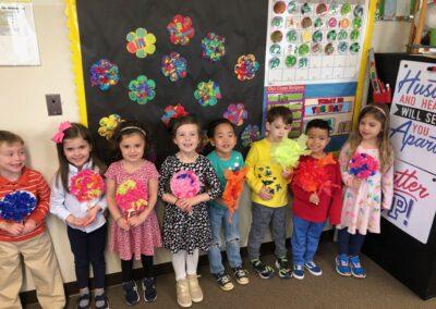 Around the Preschool 03122020