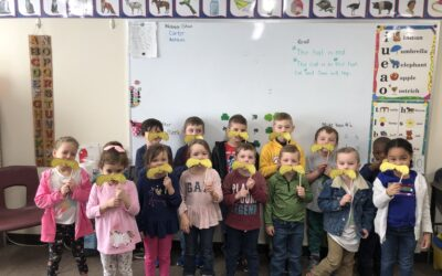 Dr. Seuss week in Preschool