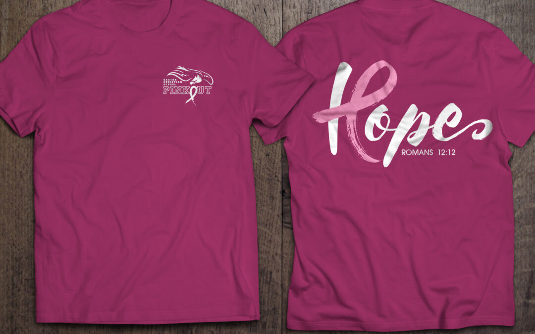 CANCELED 2020 Pink Out T-shirt store