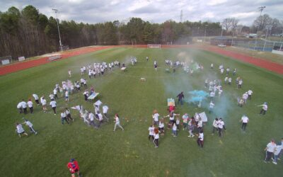 Middle School COLOR RUN