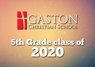 5th grade class video