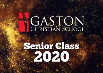 2020 GCS Senior Class video
