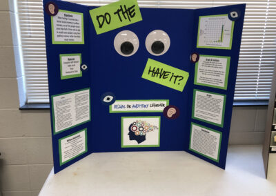 Middle School Science Fair 2020